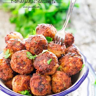 Romanian Meatballs (Chiftele) Recipe