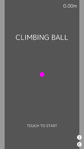 Climbing Ball - Free Addictive Game 2.0.2 screenshots 3