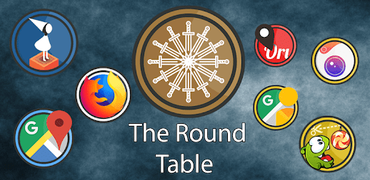 The Round Table Icon Pack APK