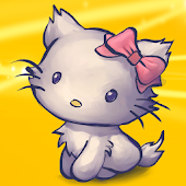 Cute Kitty Puzzle Game