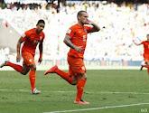 Sneijder dauphin d'Edwin van der Sar ?