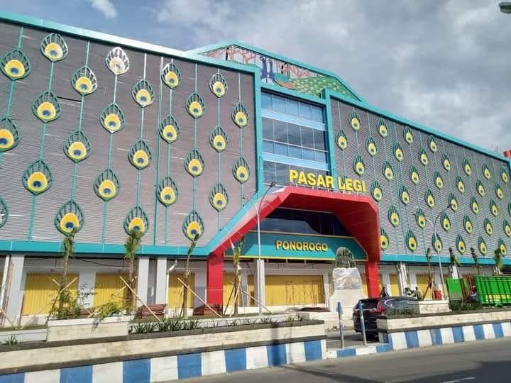 Gedung Baru Pasar Legi Bakal Diresmikan 9 Februari