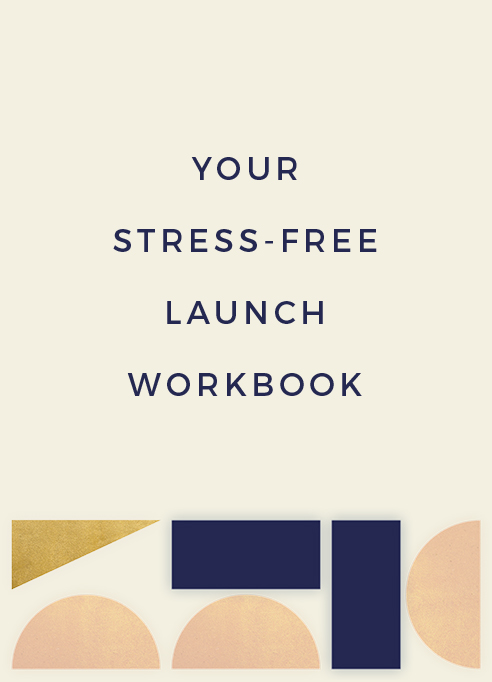 Stress-Free Launch Workbook