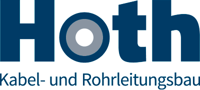 Logo der Firma Hoth Kabel- und Rohrleitungsbau