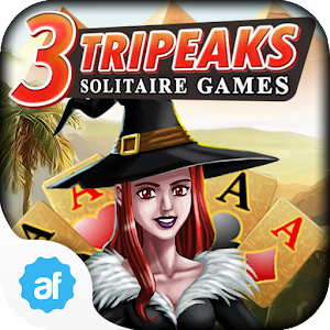 3 Tripeaks Solitaire Games for PC and MAC