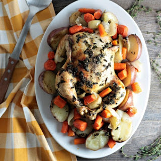 Chicken With Potatoes Carrots And Onions Recipes