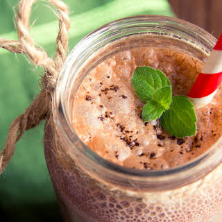 Cocoa Bliss Smoothie.