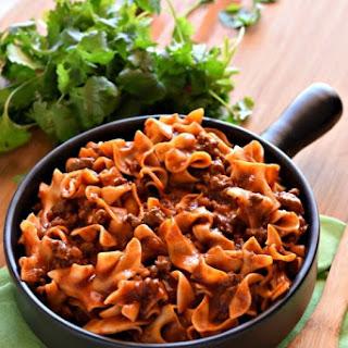 Mexican Noodles Recipes
