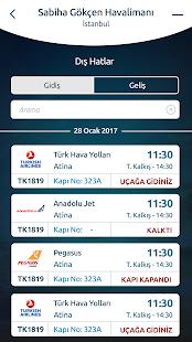 Havaalanı Uçuş Bilgileri - náhled