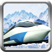 Blizzard Train Simulator 3D