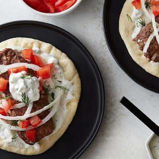 Gyro Sandwiches Recipe