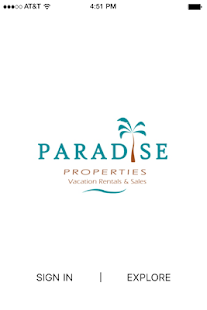 Paradise Properties- screenshot thumbnail