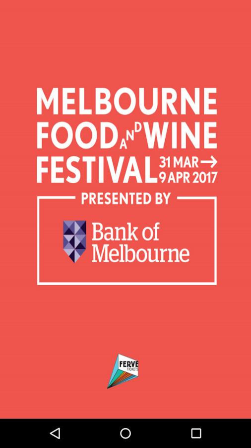 Melbourne Food And Wine- screenshot