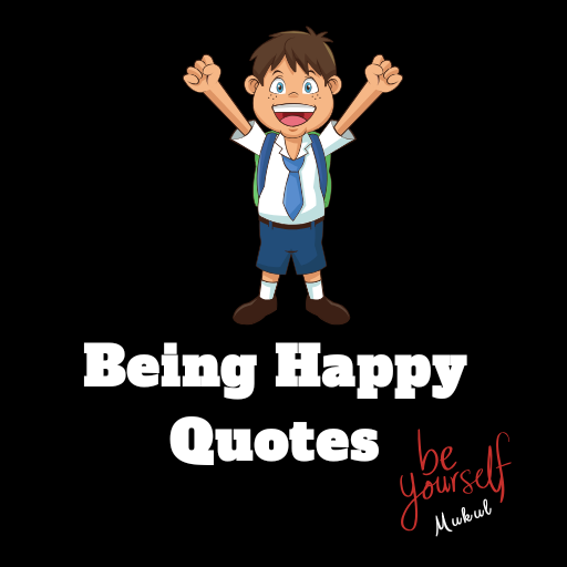 Being Happy Quotes Applications Sur Google Play
