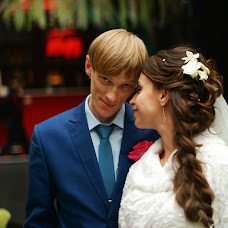 Wedding photographer Tatyana Merezhkina (tamerezhka). Photo of 01.12.2014