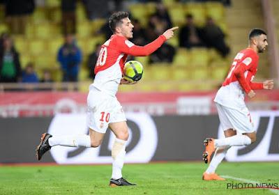 Fin de saison pour un joueur de Monaco
