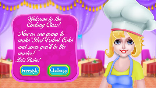 Cooking Red Velvet Cake in Kitchen: World Recipes  screenshots 6