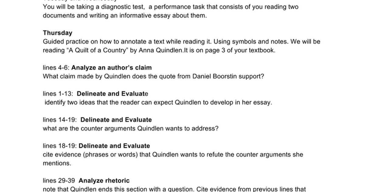 eng q week google docs