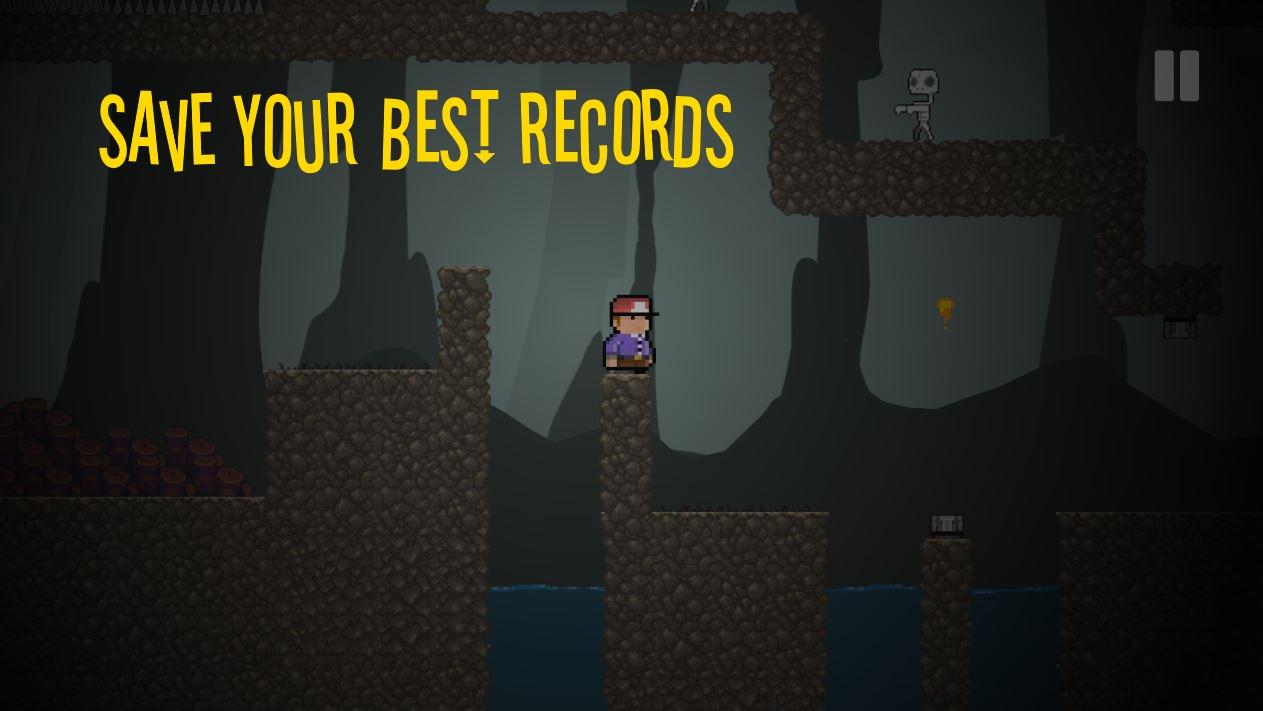Fat Hero Adventures- screenshot