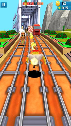 Subway sponge Run Super bob Adventure apkmr screenshots 5