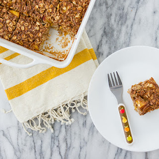 Baked Oatmeal Squares Recipes