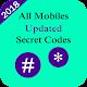 All Mobiles Secret Codes Updated: (app)