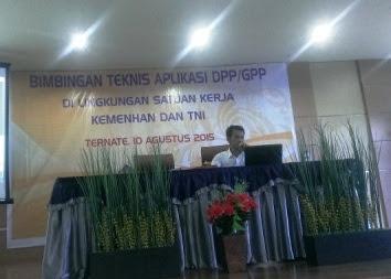 Pelatihan DPP TNI