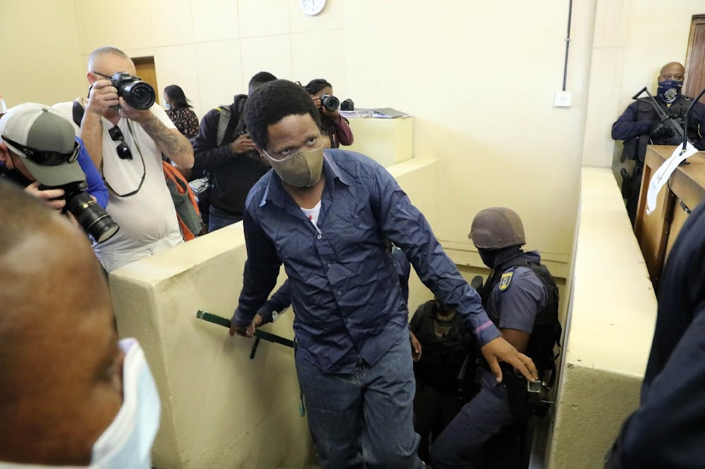 Senzo Meyiwa's siblings at court as alleged killers appear - SowetanLIVE