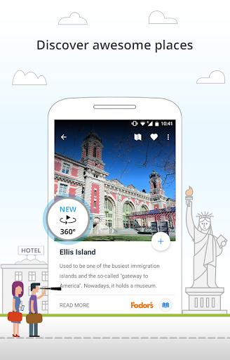 Sygic Travel Maps Offline & Trip Planner screenshot 2