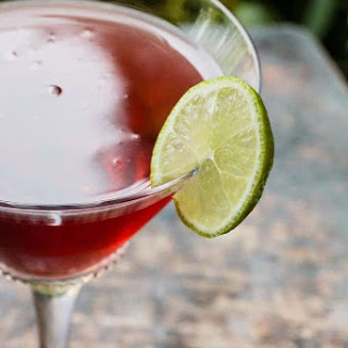 Cranberry Champagne Punch Recipe