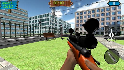 市のカラス狩り