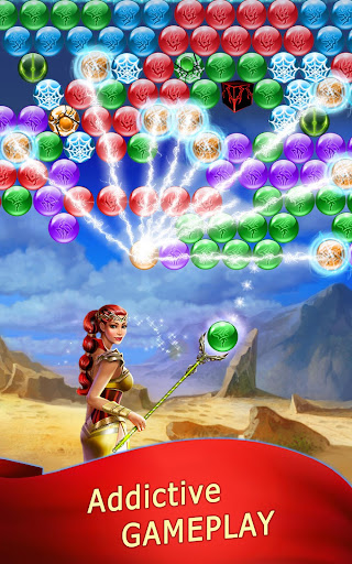 Lost Bubble - Bubble Shooter screenshot 8