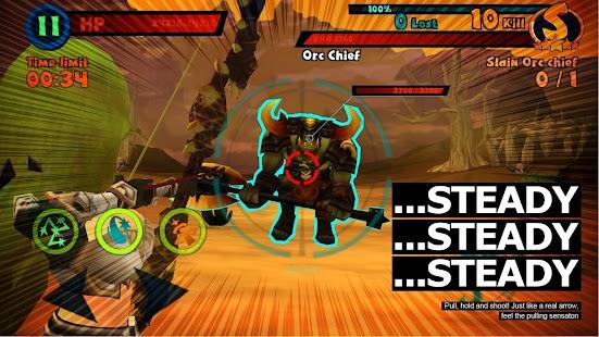 4Story M: Flying Dragon Arrows- screenshot
