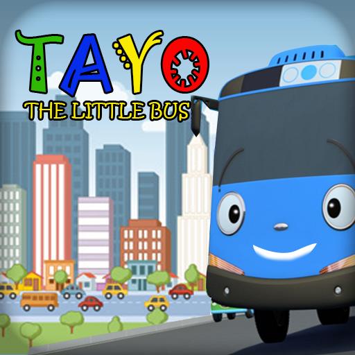 Super Tayo Bus Adventure Cartoon Game