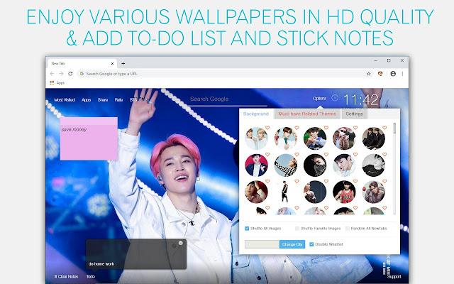 BTS Members Wallpaper HD Bangtan Boys Themes