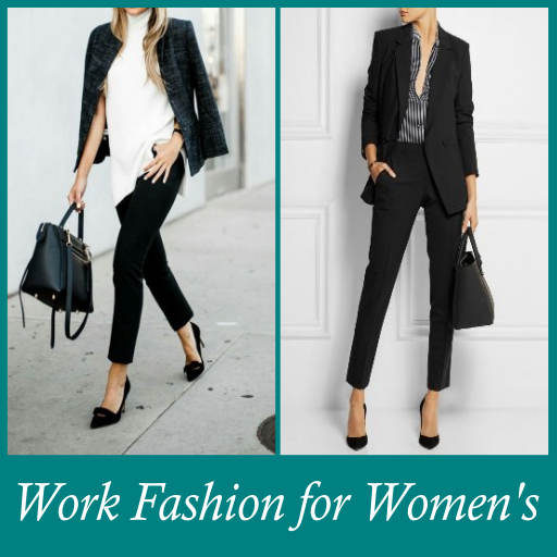 Work Fashion Style for Women's (app)
