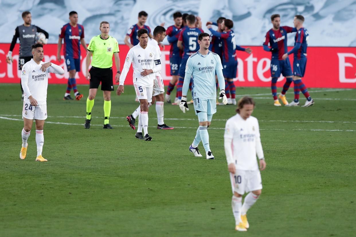 Real Madrid cần một cú hích để quay trở lại