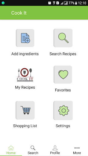 CookIt screenshot