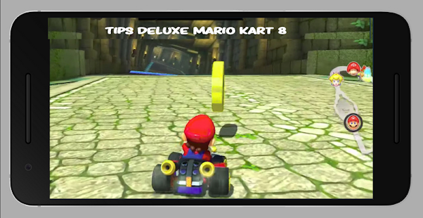 Hints for Mario Kart Deluxe 8 - náhled