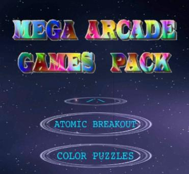 Mega Arcade Pack