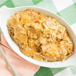 Slow-Cooker Scalloped Potatoes.