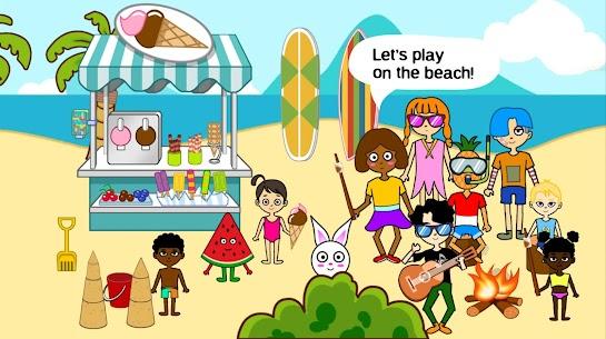 Picabu Vacation : Summer & Beach 1