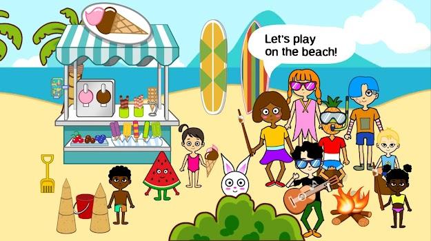 Picabu Vacation : Summer and Beach