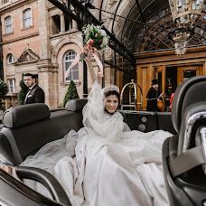 Φωτογράφος γάμων Nina Zverkova (ninazverkova). Φωτογραφία: 30.04.2019