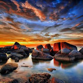 by Hendra Heng - Landscapes Sunsets & Sunrises