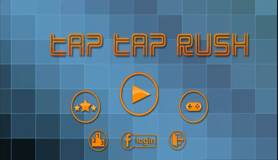 Tap Tap Rush : Flippy Dash- screenshot