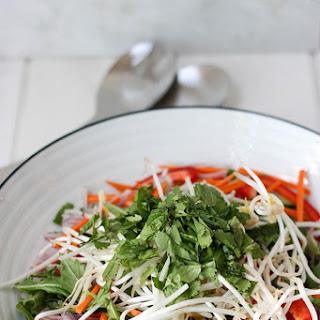 Fresh & Simple Thai Green Salad Recipe