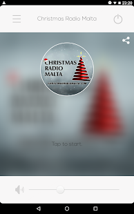 Christmas Radio Malta- screenshot thumbnail