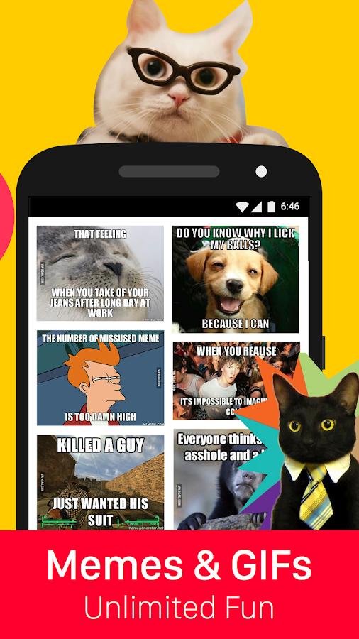 Resultado de imagem para 9GAG: Best LOL Pics & GIFs Pro