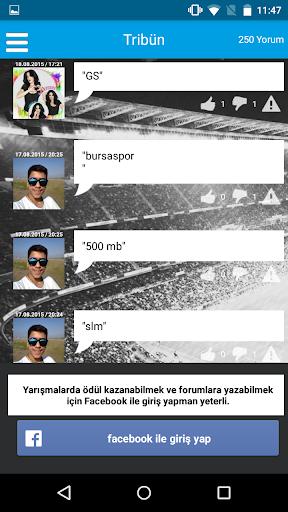 GollerCepte Canlu0131 Skor 7.0.9 screenshots 8